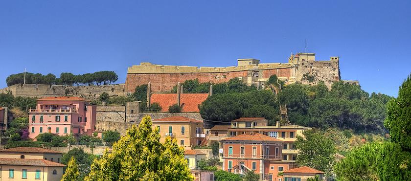 centro storico di Portoferraio