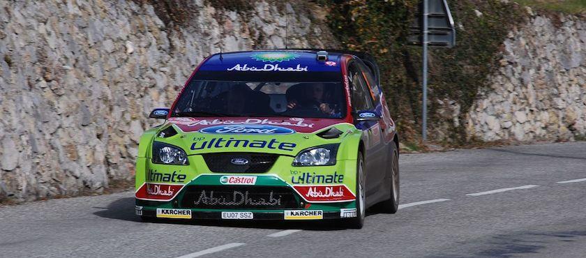 Rallye Elba storico 2017