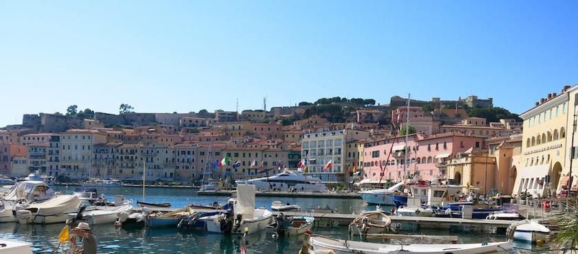 Immacolata 2017 isola d'Elba