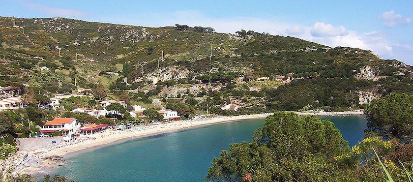 Grotta Azzurra isola d'Elba