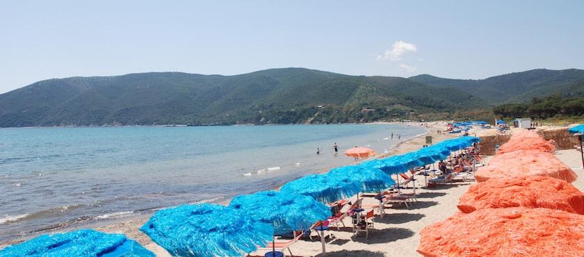 isola d'Elba spiagge per bambini