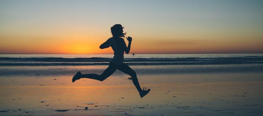 Corri all'alba Elba 2018